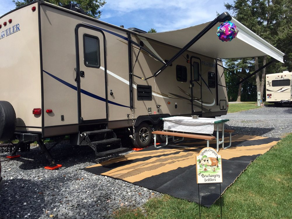 Pine Hill Campground: 268 Old 22, Kutztown, PA