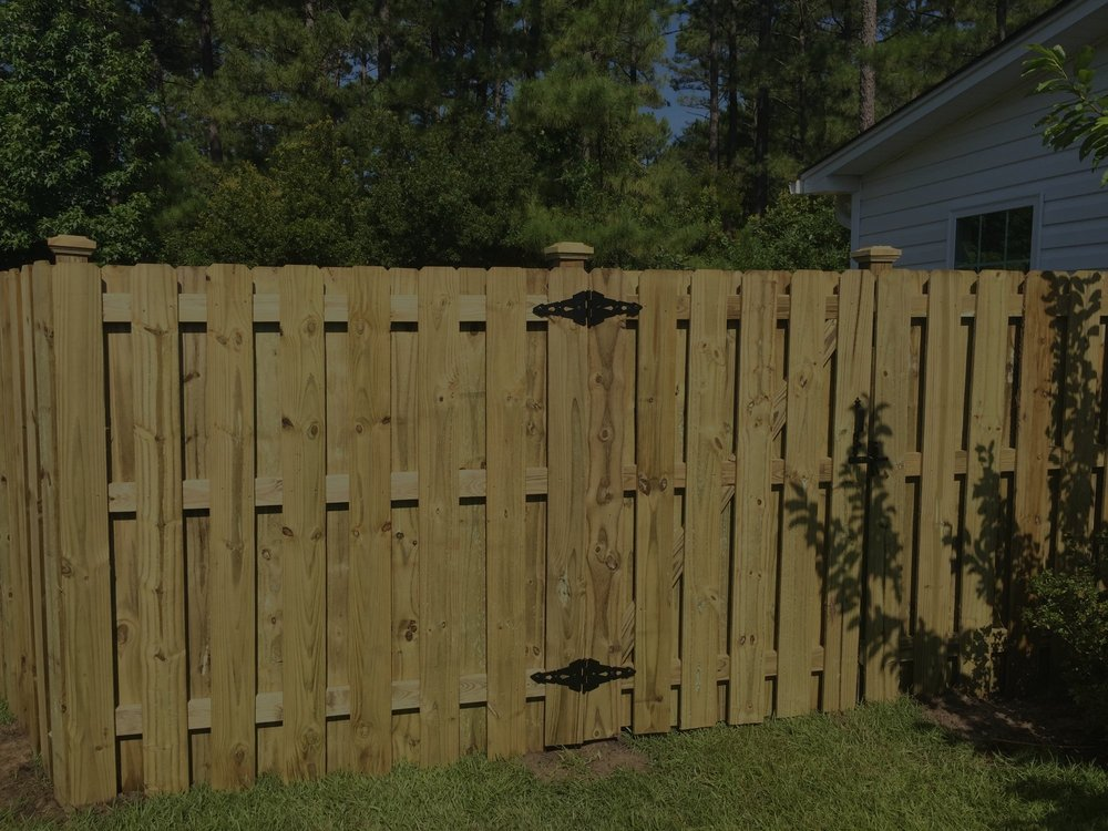 Martin Custom Fencing: Wilmington, NC