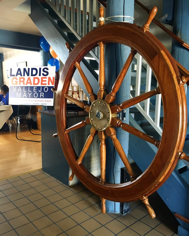 Vallejo Yacht Club: 485 Mare Island Way, Vallejo, CA