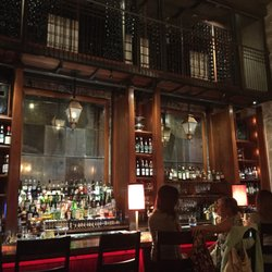 Photo Of Mccrady S Tavern Charleston Sc United States Wine Collection Above The