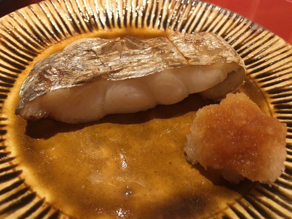 Sushi Kanesaka Palace Hotel