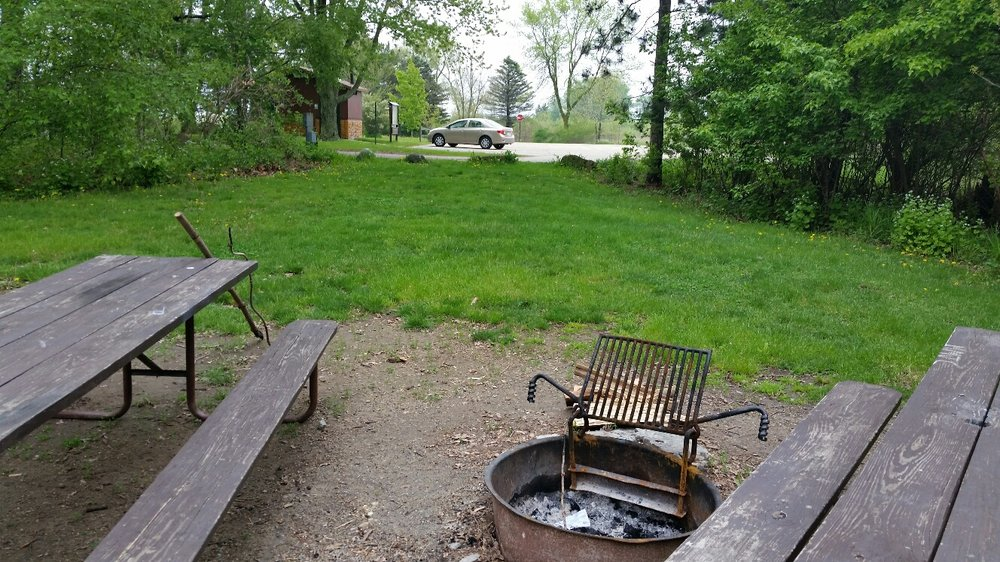 Sandhill Station State Campground: 1213 S Main St, Lake Mills, WI