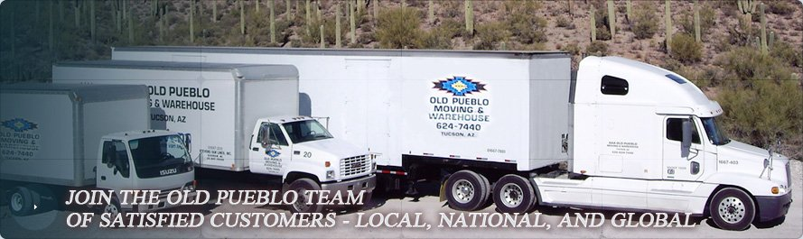 AAA Old Pueblo Moving & Storage Company