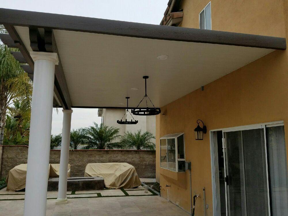 Photo Of Mr Patio Cover U0026 Rain Gutters   Corona, CA, United States