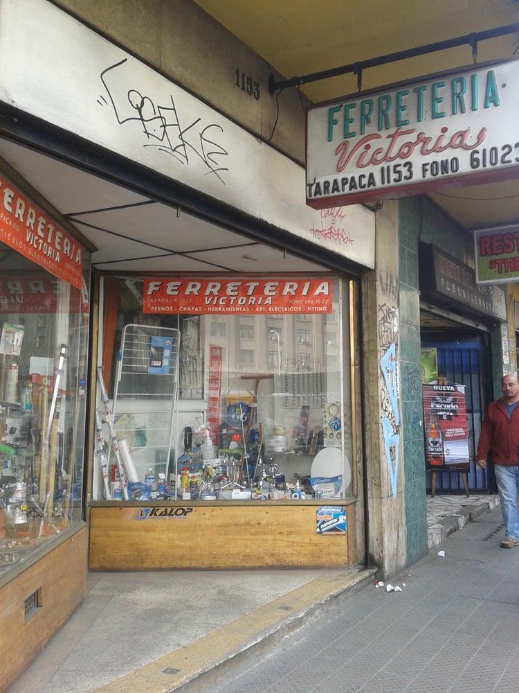 Ferreter a victoria ferreter as tarapac 1153 barrio for Ferreteria cerca de mi ubicacion
