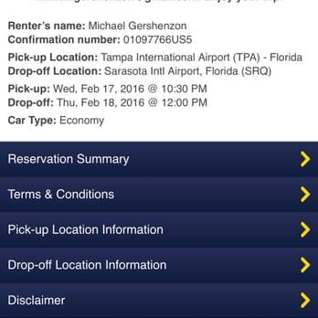 Payless Car Rental Car Rental 8050 N Tamiami Trl Sarasota Fl