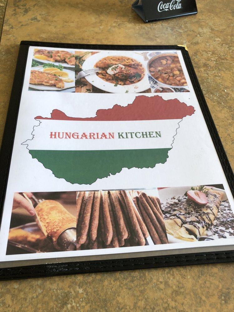 Hungarian Kitchen