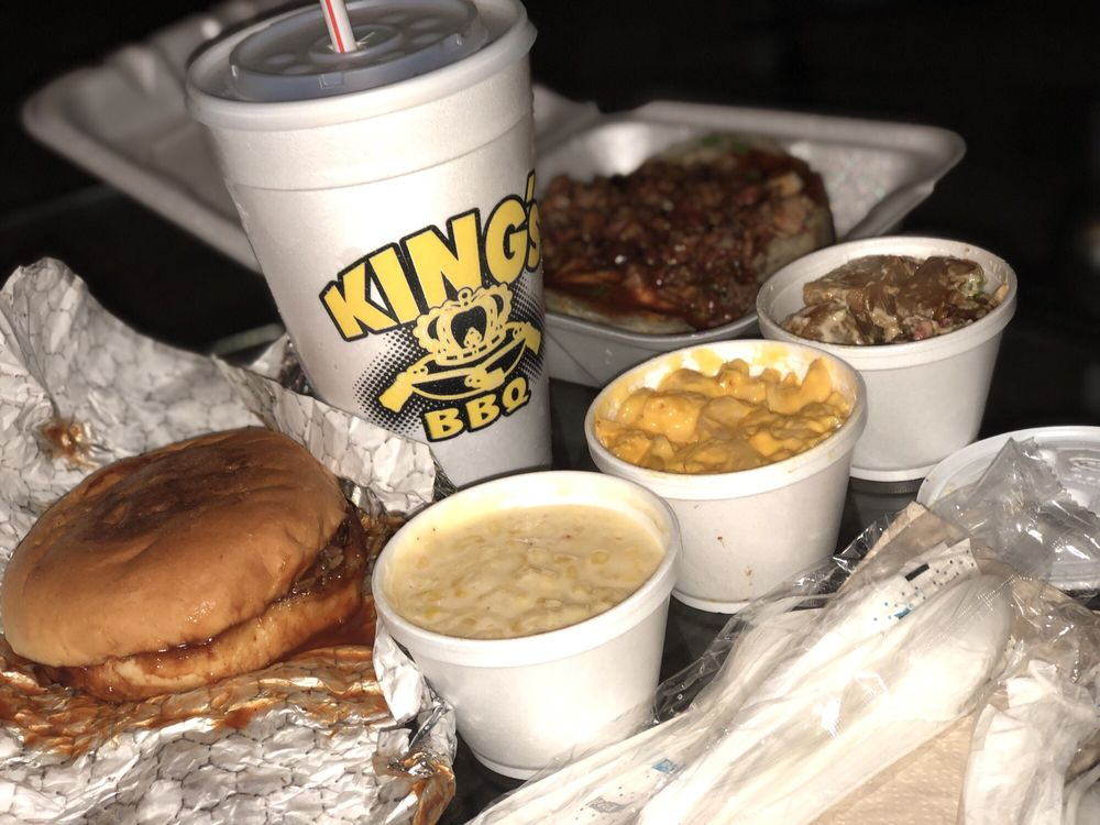 Kings BBQ: 521 W Main St, La Porte, TX