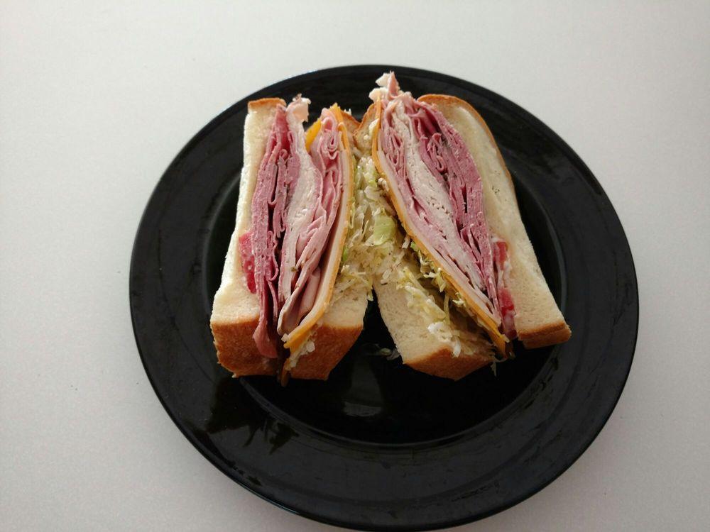 Machete's Mean Sandwiches