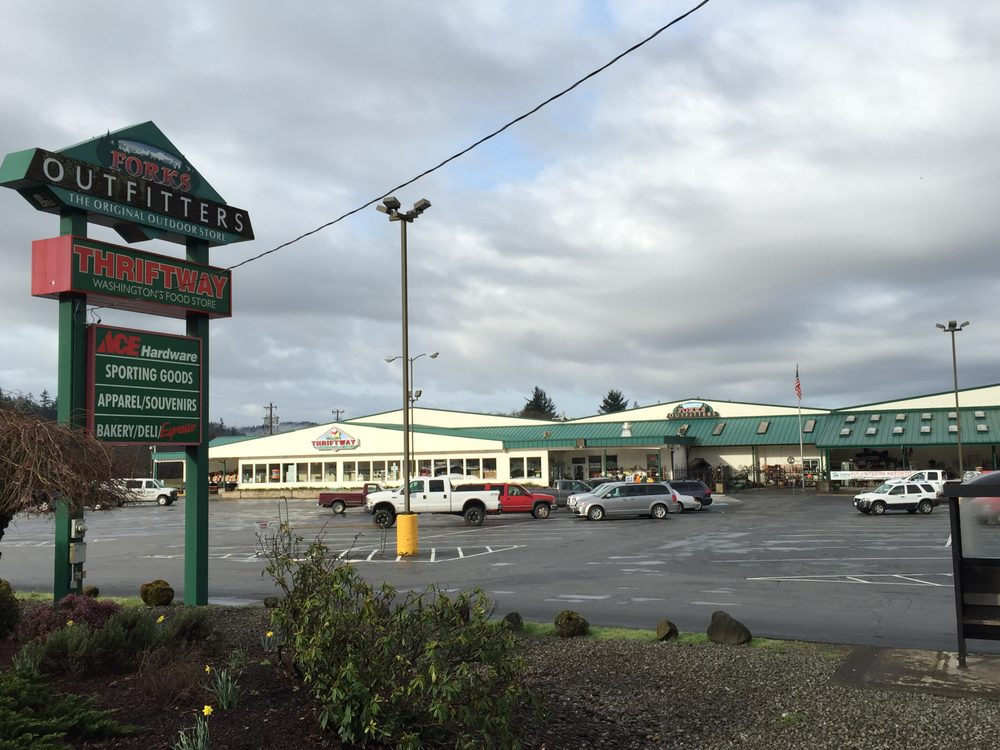 Forks Outfitters: 950 S Forks Ave, Forks, WA