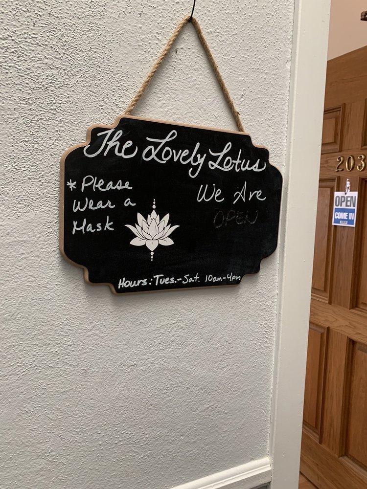 The Lovely Lotus: 10 E Vine St, Redlands, CA