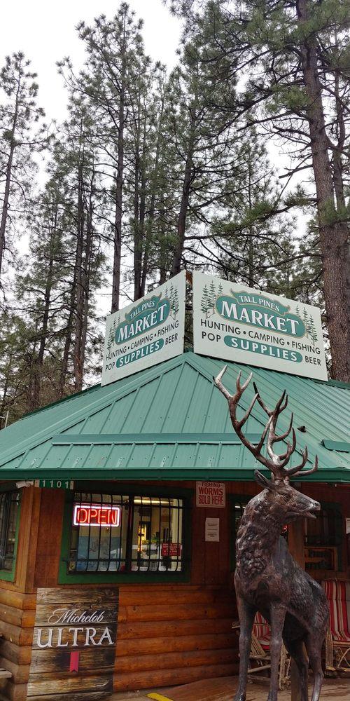 Tall Pines Market: 1101 Christopher Creek Lp, Payson, AZ