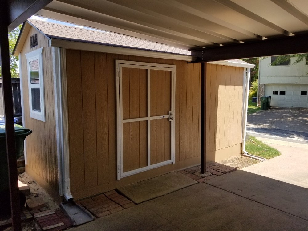 DFW Shed and Fence Co: Roanoke, TX