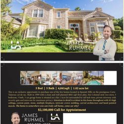 Photo Of James Ruhmel   Agents Of LA Luxury Real Estate Group   Westlake  Village,