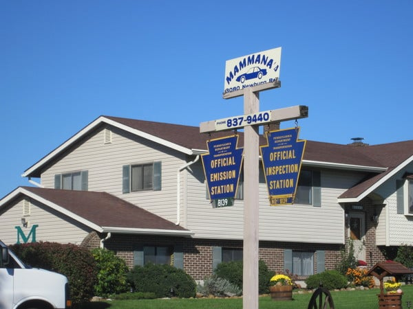 Mammana's Automotive: 3080 Newburg Rd, Nazareth, PA