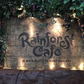 Rainforest Cafe Katy Tx