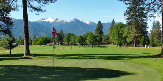 Trinity Alps Golf and Country Club: 130 Golf Course Dr, Weaverville, CA