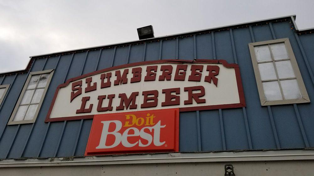 Slumberger Lumber