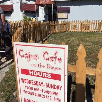 Cajun Cafe St Pete