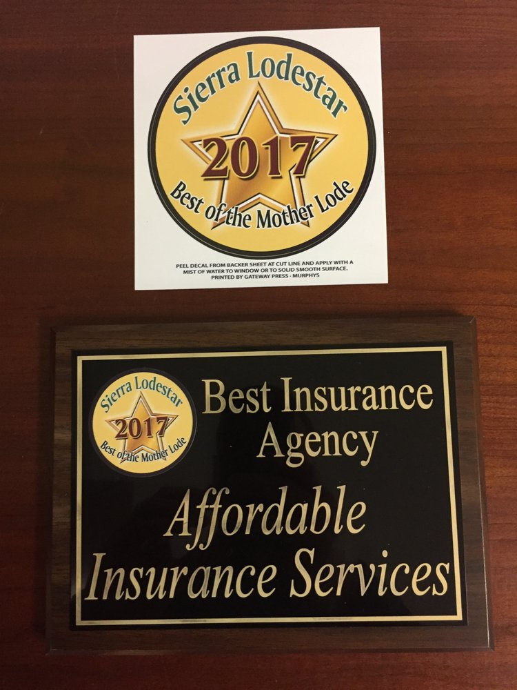 Affordable Insurance Services: 525 S Hwy 49, Jackson, CA