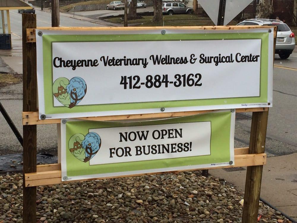 Cheyenne Veterinary Wellness & Surgery Center: 3028 Brownsville Rd, Pittsburgh, PA