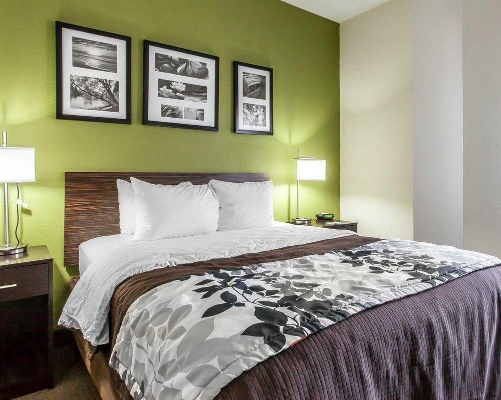Sleep Inn & Suites Near I-90 and Ashtabula: 9350 Center Rd, Austinburg, OH