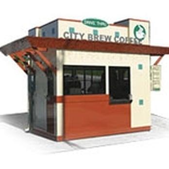 City Brew Coffee Kiosk - CLOSED - Coffee & Tea - 540 N Saddle ...
