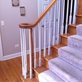 Photo Of Update My Stairs Naperville Il United States Pre Install