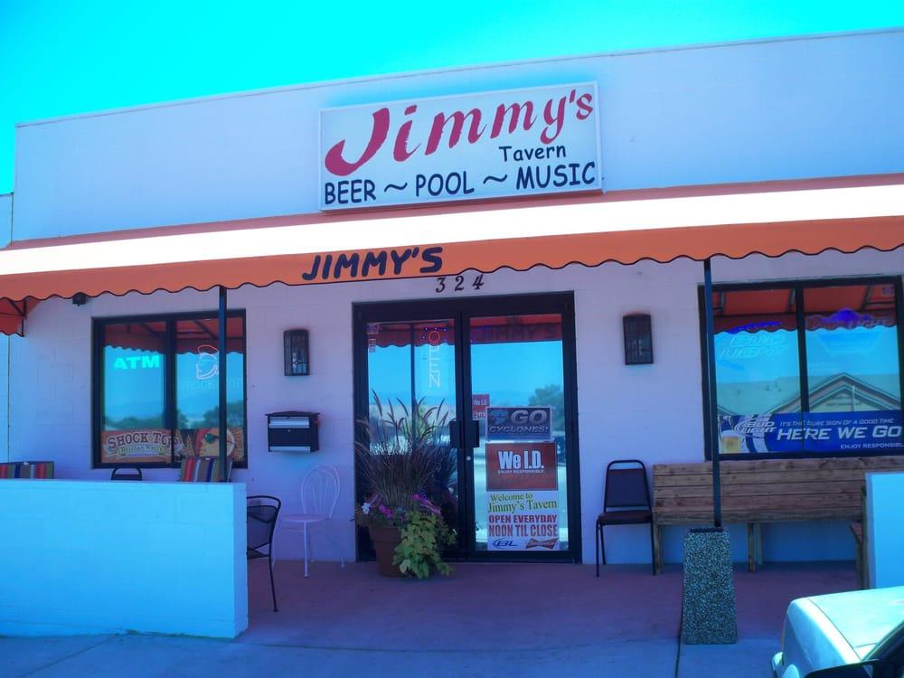 Jimmy's Tavern: 324 S McCulloch Blvd E, Pueblo West, CO