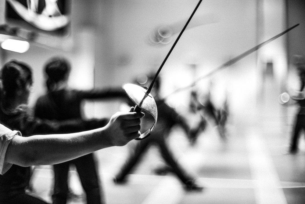 Sheridan Fencing Academy: 1801 1st Ave, New York, NY