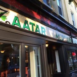 Photo Of Zaatar Mediterranean Cuisine Baltimore Md United States