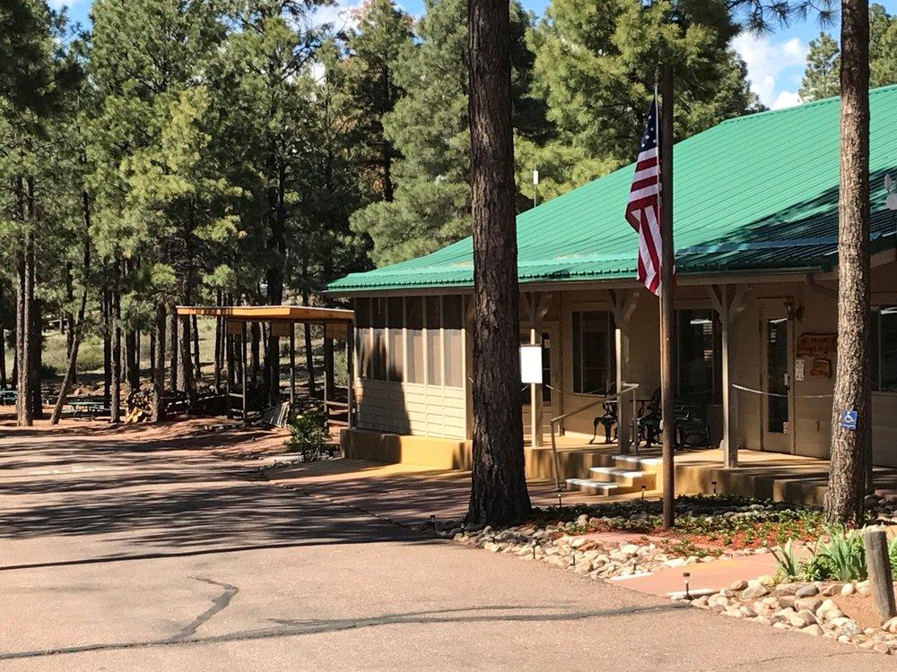 Elk Pines RV Resort: 2256 E Highway 260, Heber-Overgaard, AZ