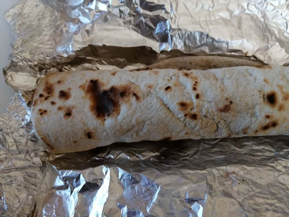 Burritos Mendoza: 916 Franklin St, Anthony, TX