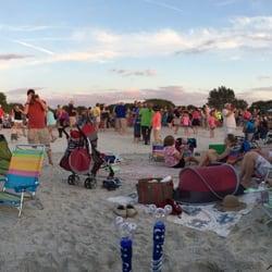 Photo Of Nokomis Public Beach Fl United States Drum Circle