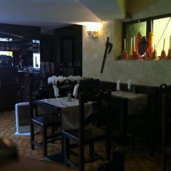 La table ronde fran ais 30 rue du plo carcassonne aude restaurant avis num ro de - La table ronde carcassonne ...