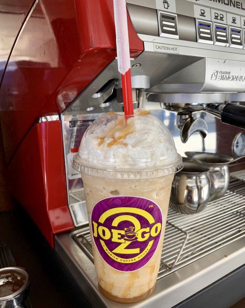 Joe 2 Go Coffee Truck