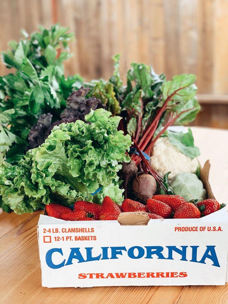 Torrance City Farmers Market: 2200 Jefferson St, Torrance, CA