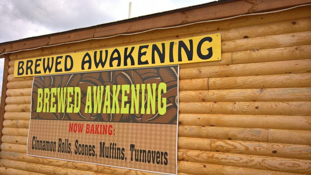 Brewed Awakening BRMC: 624 Hospital Dr, Mountain Home, AR
