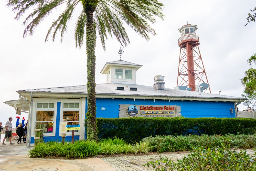 Lighthouse Point Bar And Grille