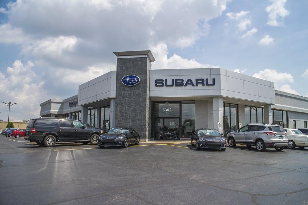 Gurley Leep Hyundai Subaru 汽車維修 5302 N Grape Rd