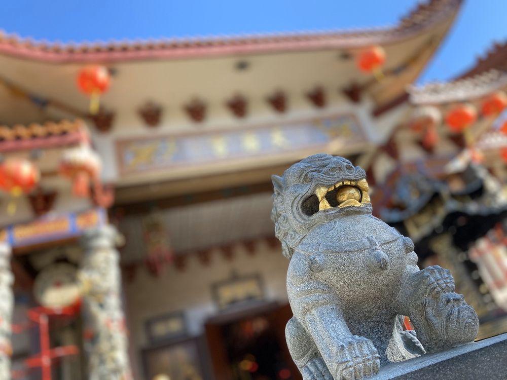 Thien Hau Temple: 750-756 N Yale St, Los Angeles, CA