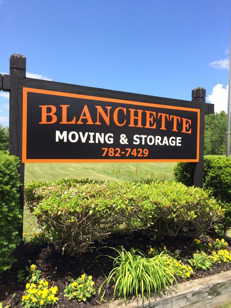 Blanchette Moving & Storage: 32 Lexington St, Lewiston, ME