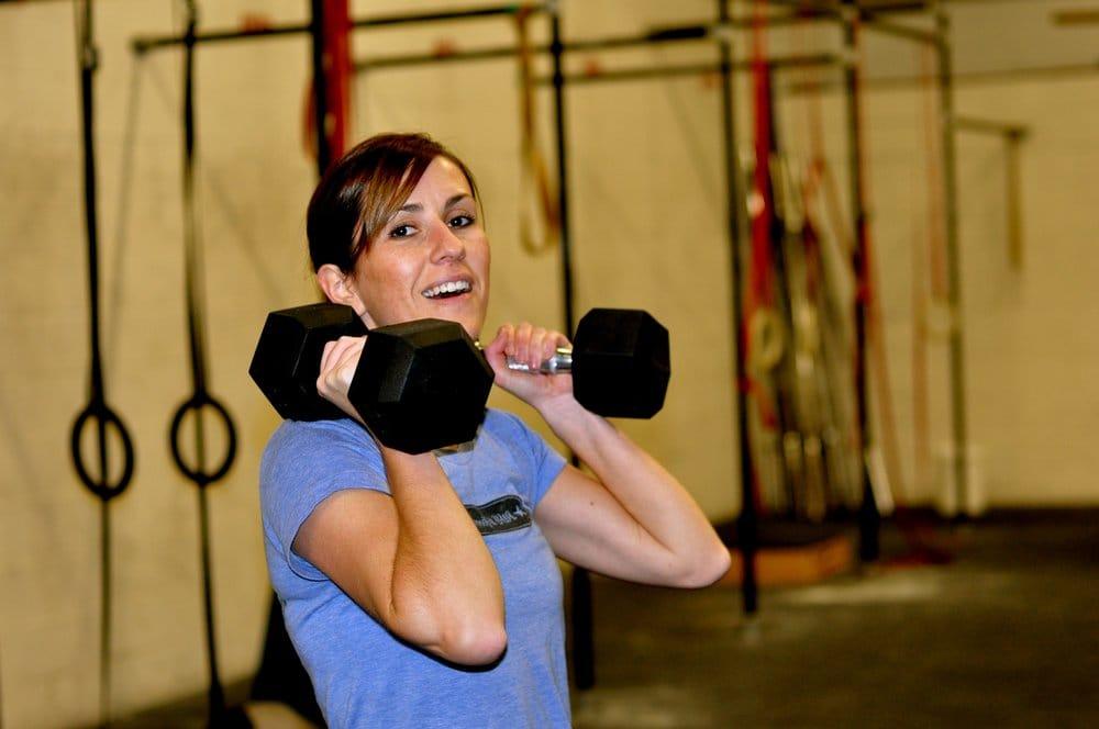 CrossFit BWI: 501 McCormick Dr, Glen Burnie, MD