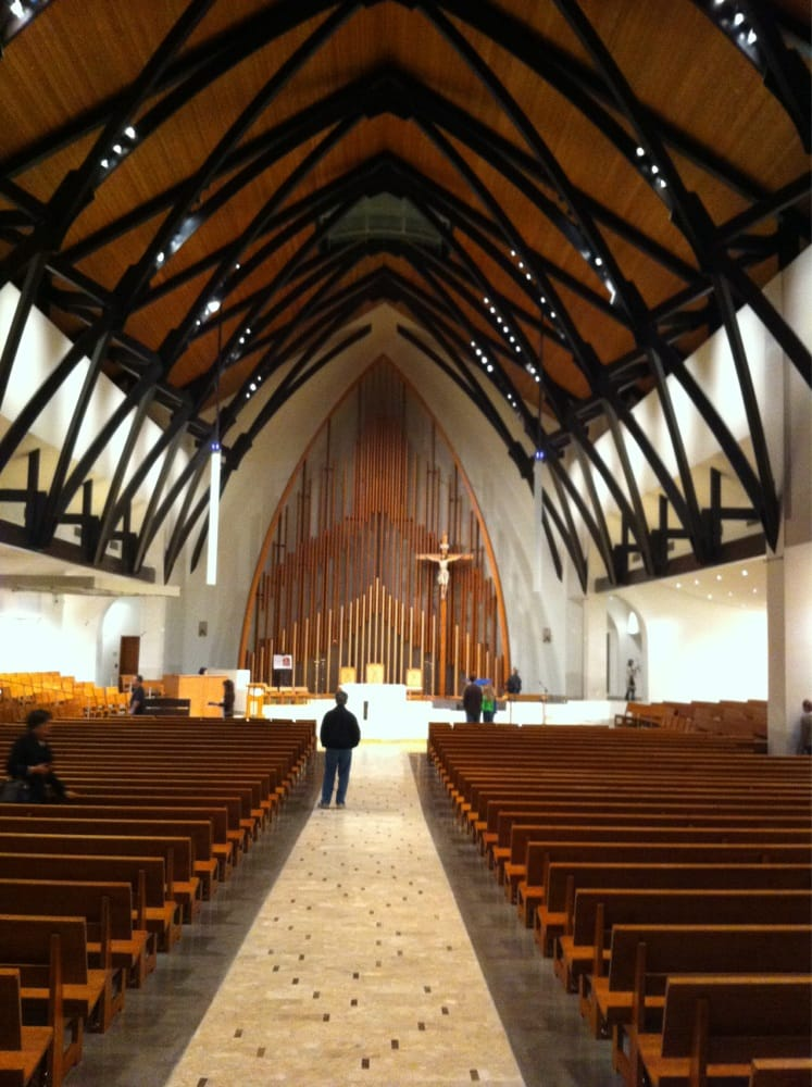 Our Lady Of Angels Church Newport Beach Ca