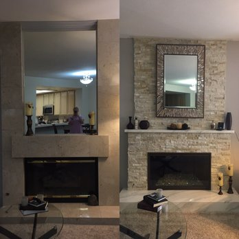 fireplace orange county. Photo of OC Fireplace Pro s  Orange County CA United States Before and 87 Photos 14 Reviews Contractors