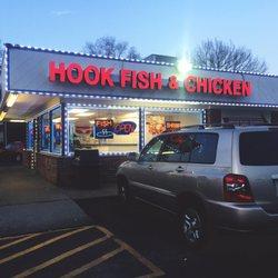 Hook fish chicken 11 avis cuisine du sud des tats for Hook fish chicken cincinnati oh
