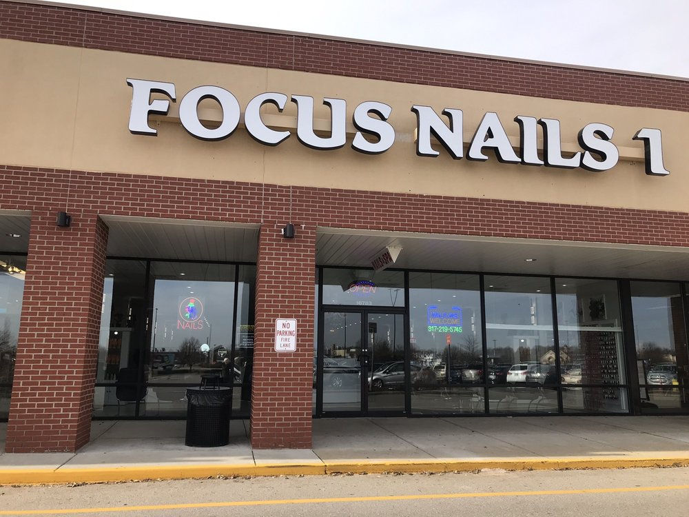Focus Nails 1: 16783 Clover Rd, Noblesville, IN