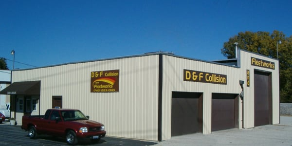 D & F Collision & Fleetworks