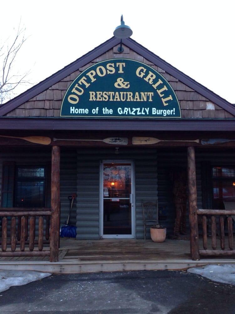 The Outpost Grill: 9011 W Chicago Rd, Allen, MI