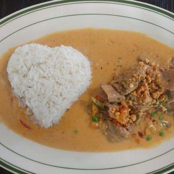 Photo Of Celadon Thai Restaurant   Latham, NY, United States. Panang Curry (